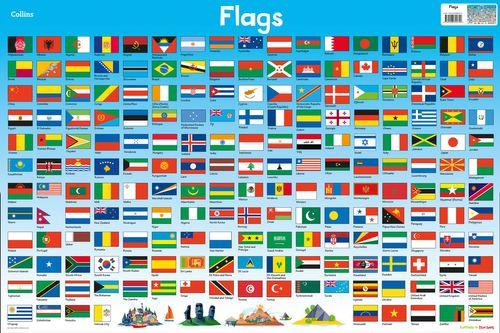 Flags of the World (Charts)