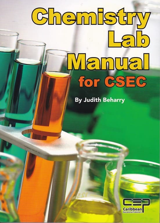 Chemistry Lab Manual for CSEC